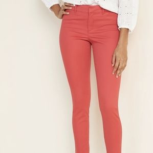 Coral Old Navy Pants